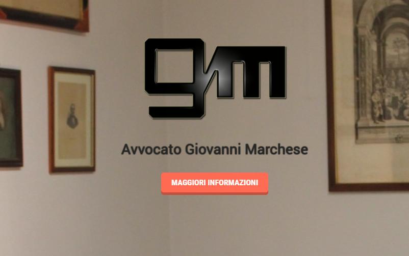 Studio Legale Avvocato Giovanni Marchese