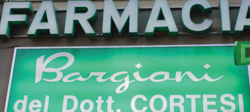 Farmacia Cortesi a Firenze