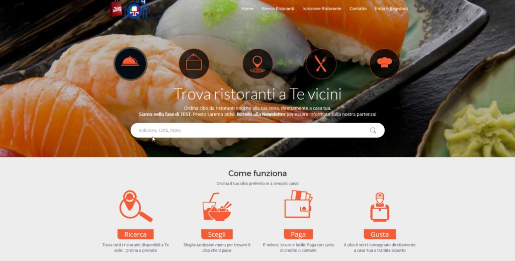 Food4Take | Trova ristoranti a Te vicini